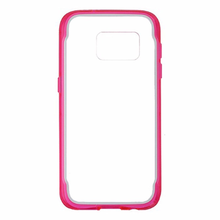 Griffin Survivor Series Hybrid Case for Samsung Galaxy S7 - Pink/White/Clear - Macs Plus More