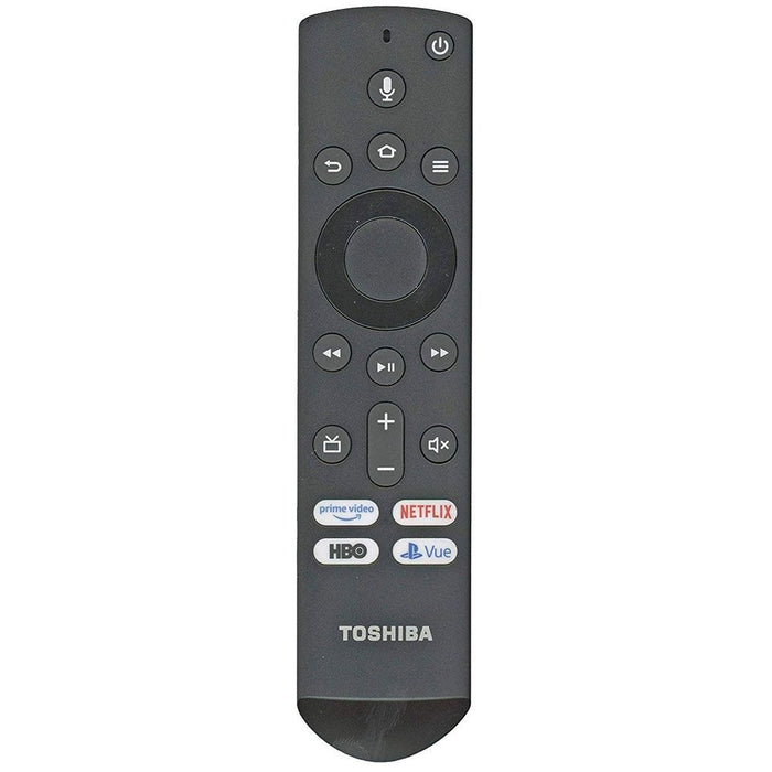OEM Remote - Toshiba CT-RC1US-19 for Select Toshiba and Insignia TVs - Macs Plus More