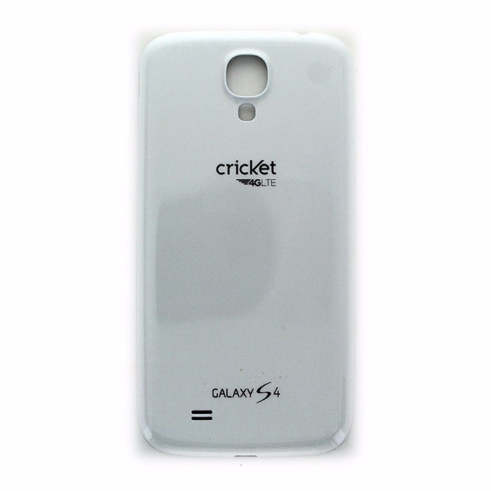 Battery Door Back Cover for Samsung Galaxy S4 Cricket - White
