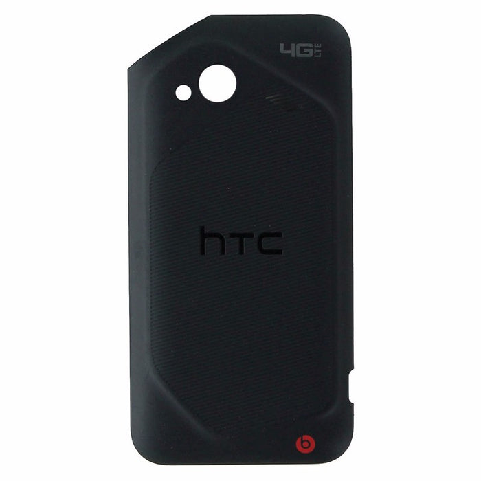 Battery Door Back Cover for HTC Droid Incredible 4G LTE (6410) - Black