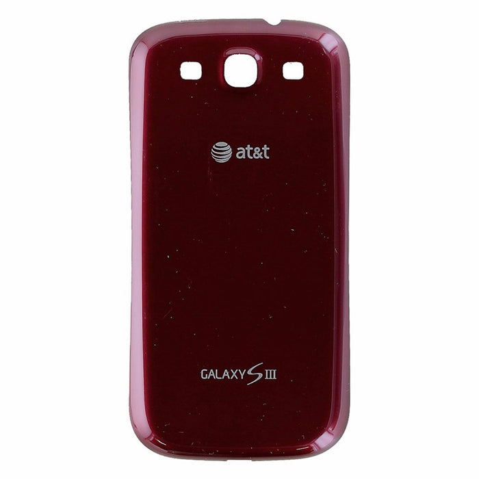 Battery Door for Samsung Galaxy S III (S3) (i747) AT&T - Red