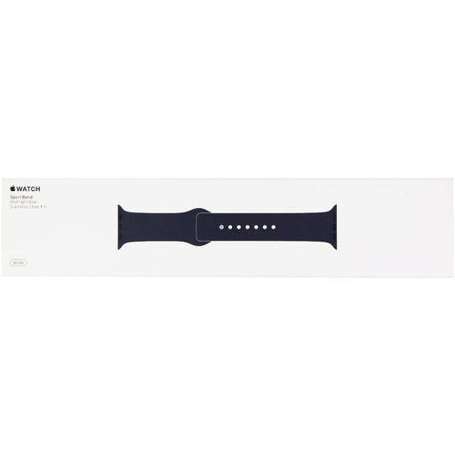 Apple Watch Sport Band (38mm) for Apple Watch Any Series 38/40mm - Midnight Blue - Macs Plus More