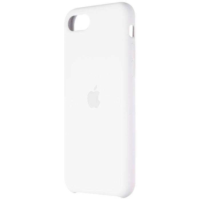 Apple Silicone Smartphone Case for iPhone 8/7 & iPhone SE (2nd Gen) - White