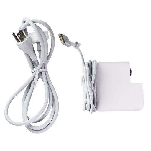 Apple 45W MagSafe 2 Power Adapter with 3-Prong Wall Cable - White (A1436) - Macs Plus More