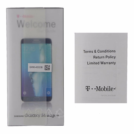 Manual and Information Pack for Samsung Galaxy (S6 Edge+) / T-Mobile Branded - Macs Plus More