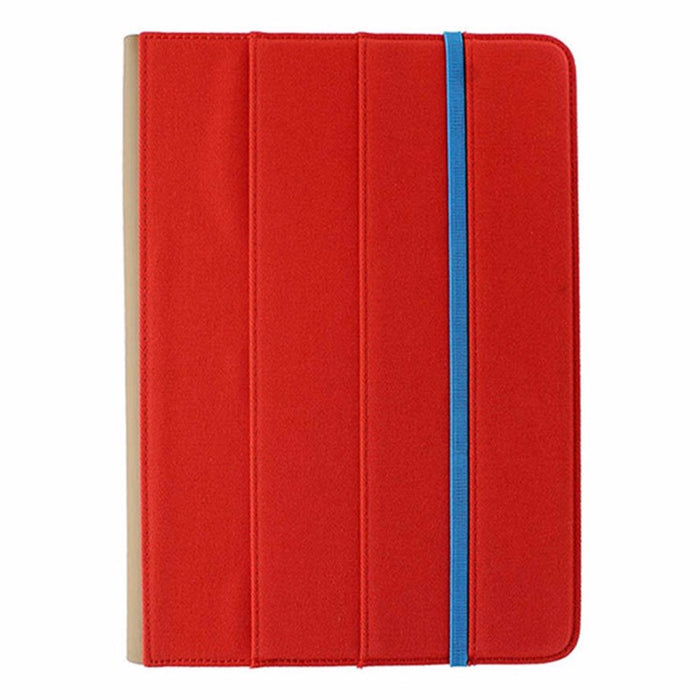 M-Edge Trip Series Folio Case Cover for Kindle Fire HD 8.9 - Red / Brown / Blue - Macs Plus More