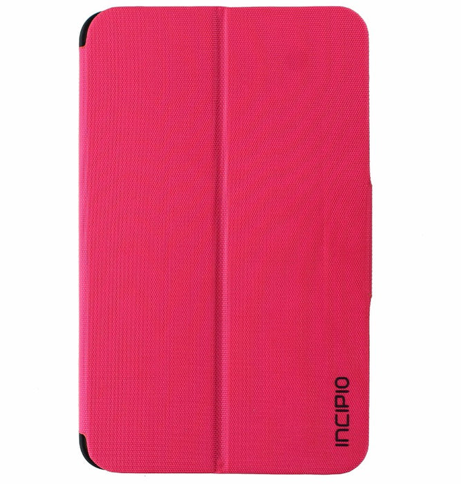 Incipio Clarion Series Protective Folio Case for Samsung Tab E 8.0 Tablet - Pink