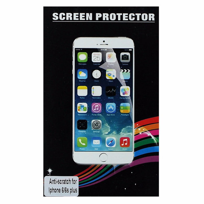Simple Screen Protector for Apple iPhone 6s Plus and iPhone 6 Plus - Clear