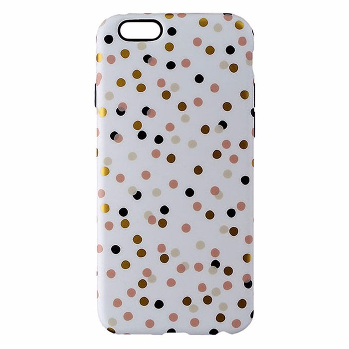 Agent18 FlexShield Dotted Case for iPhone 6/6s - White - Macs Plus More