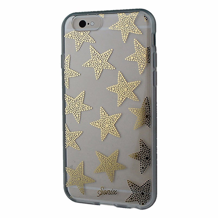 Sonix Clear Coat Hybrid Case for Apple iPhone 6s / 6 - Clear / Gold Stars