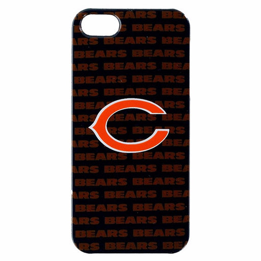 Mobile Accessories NFL Series Hardshell Case for iPhone 5/5s/SE - Chicago Bears - Macs Plus More