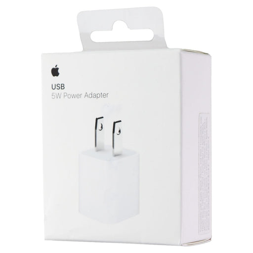 Apple MD810LL/A Wall Adapter for USB Devices - White - Macs Plus More