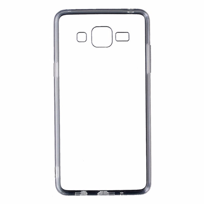 Samsung Galaxy On5 C Series Ultra-Thin Clear Premium Co-Molded Case - Macs Plus More