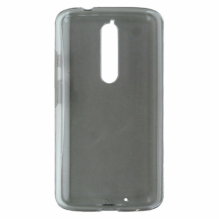 Case-Mate Naked Tough Case for Motorola Droid Turbo 2 - Clear / Frost Border