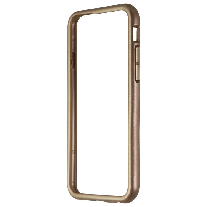 Tavik Outer Edge Bumper Case for Apple iPhone 6 / 6s - Dull Gold