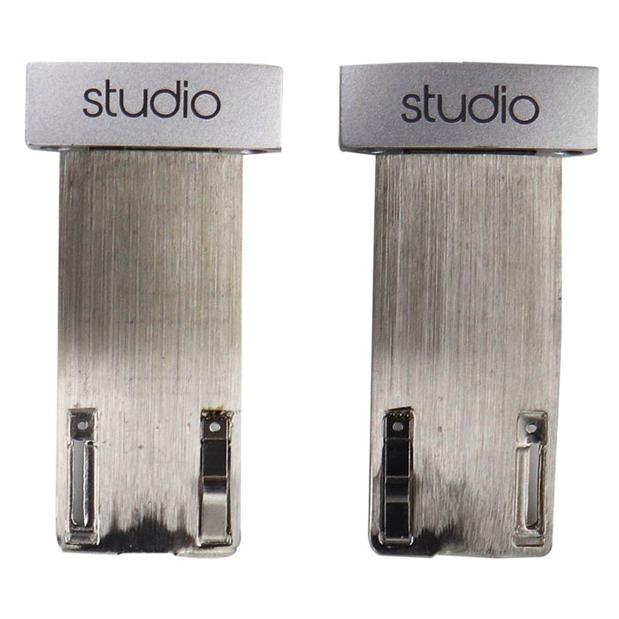 OEM Repair Part – Silver Hinges Take Off From Beats Studio 2 - Macs Plus More