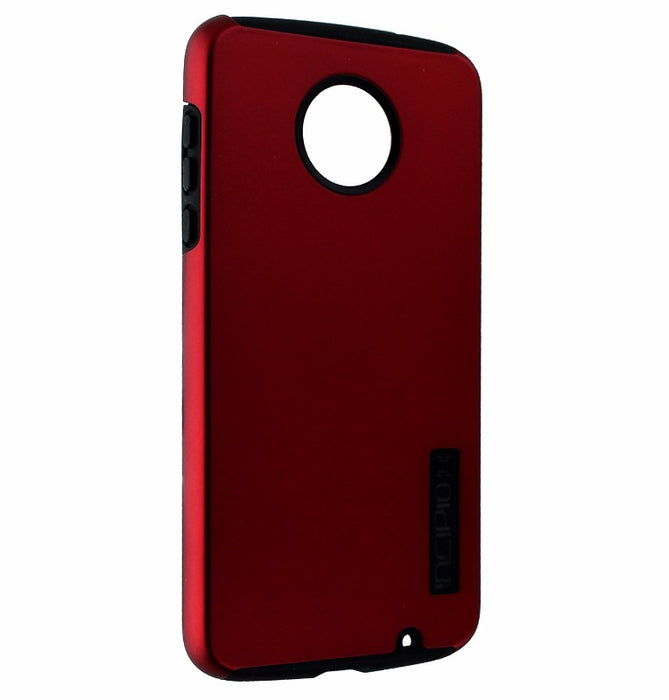Incipio DualPro Series Dual Layer Case Cover for Moto Z2 Force - Red / Black - Macs Plus More