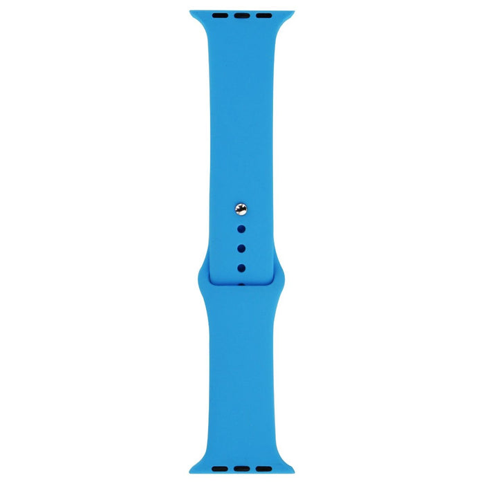 Sports Band Replacement Watch Band for the Apple Watch 42mm - Blue - Macs Plus More