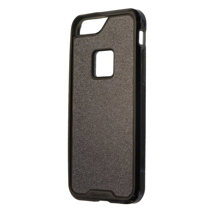 Qmadix R-Series 3 in 1 Case for Apple iPhone 6s and 6 - Black/Glitter/Clear - Macs Plus More