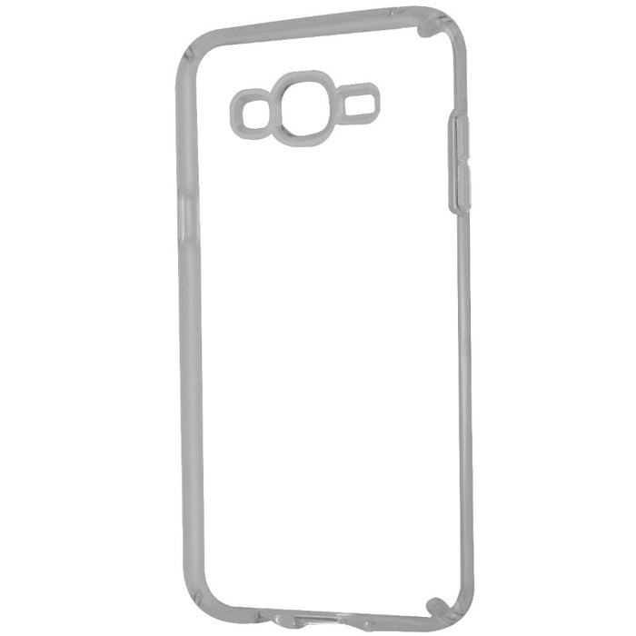 Speck CandyShell Series Hybrid Hardshell Case for Samsung Galaxy J7 - Clear