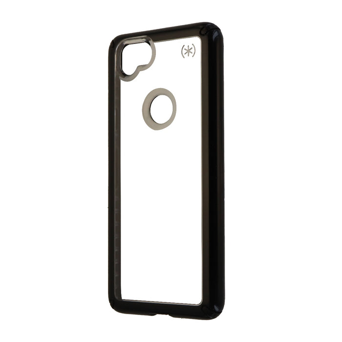 Speck Presidio Show Series Hybrid Case for Google Pixel 2 - Clear/Black - Macs Plus More