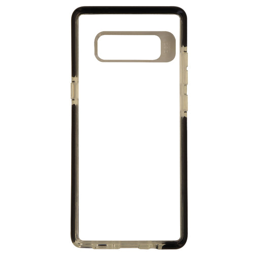 Gear4 D30 Piccadilly Hybrid Hard Case for Samsung Galaxy Note 8 - Clear/Black - Macs Plus More