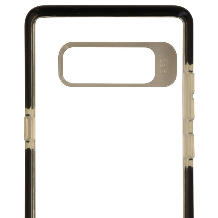 Gear4 D30 Piccadilly Hybrid Hard Case for Samsung Galaxy Note 8 - Clear/Black