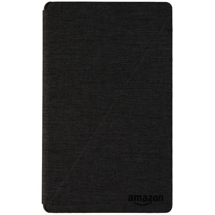 Amazon Cover for Amazon Fire HD 8 7th Generation Tablet - Charcoal Black - Macs Plus More