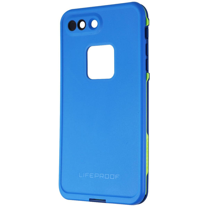 LifeProof Fre Series Protective Case Cover for iPhone 8 Plus 7 Plus - Blue Green - Macs Plus More