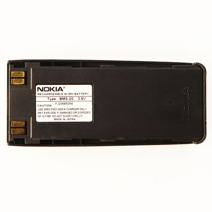 Nokia Rechargeable Ni-MH OEM Battery (BMS-2S) 3.6V - Macs Plus More