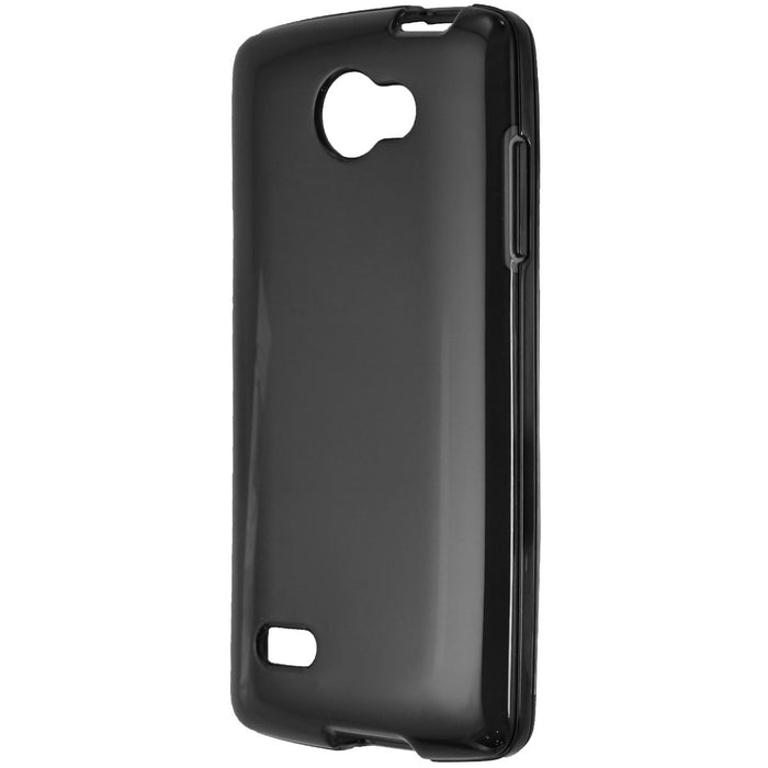 Verizon Silicone Cover for the LG Lancet Smartphone - High Gloss Black