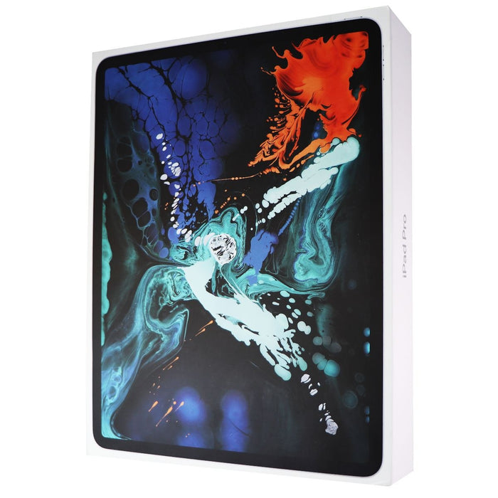 RETAIL BOX - Apple iPad Pro (12.9-inch) - Silver / 256GB - NO DEVICE