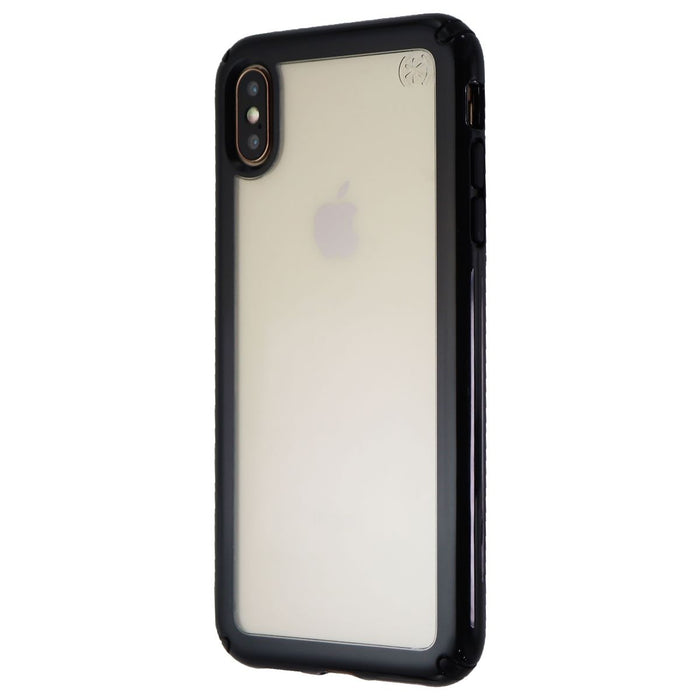 Speck Presidio Show Series Case for Apple iPhone XS Max - Clear/Black - Macs Plus More