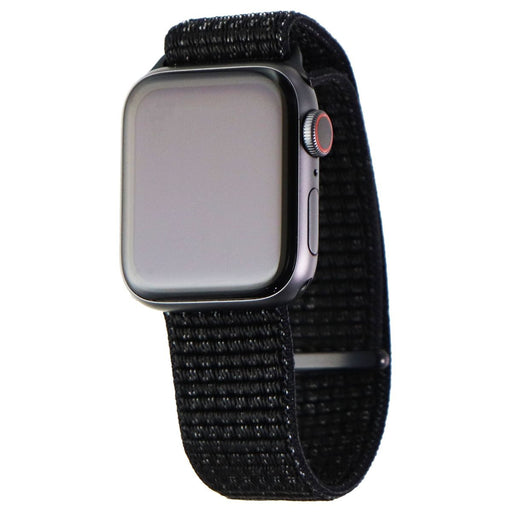 Apple Watch Nike+ S4 (A1975) GPS+LTE - 40mm Space Gray Aluminum/Black Nike Loop - Macs Plus More