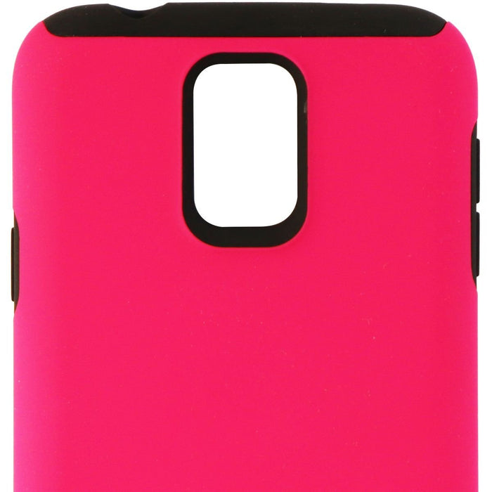 Incipio Dual Pro Series Protective Case Cover for Samsung Galaxy S5 - Pink Black