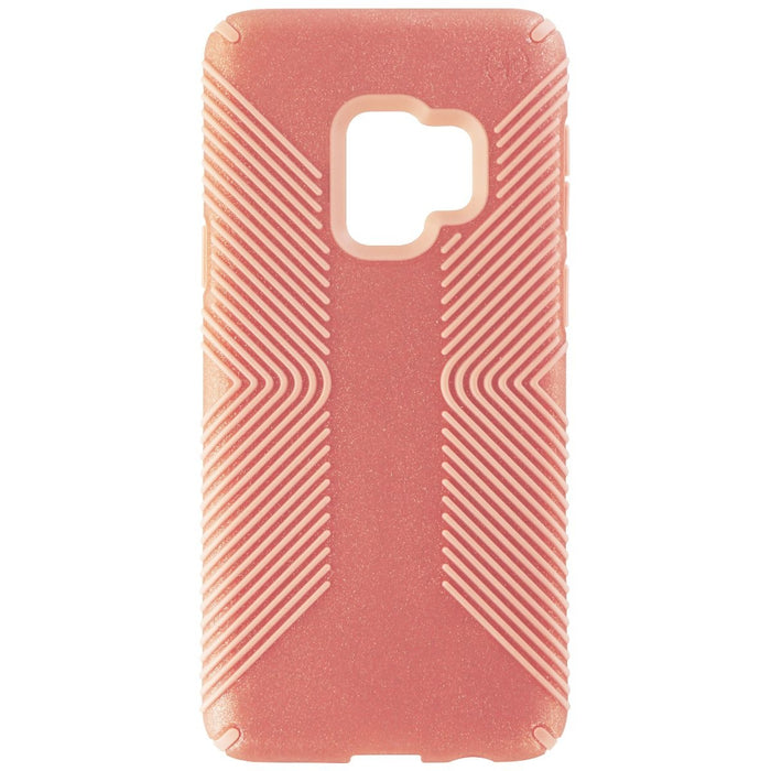 Speck Presidio Grip Glitter Series Case Cover for Samsung Galaxy S9 - Pink
