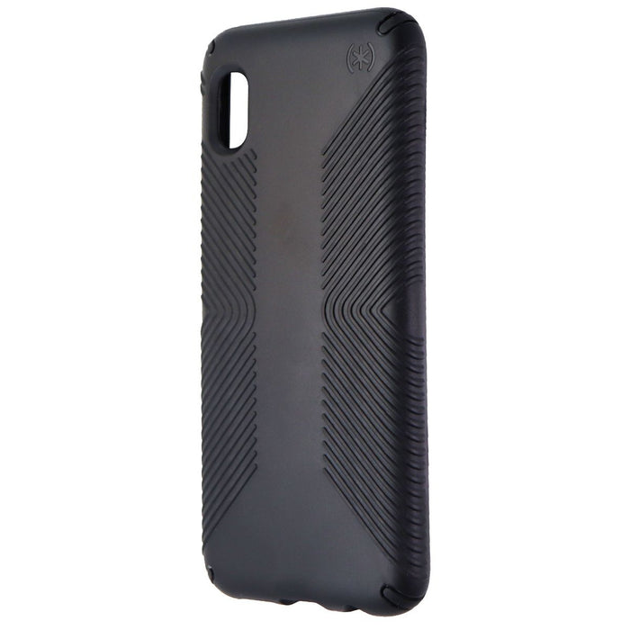 Speck Presidio Grip Series Case for Samsung Galaxy A10e - Black - Macs Plus More
