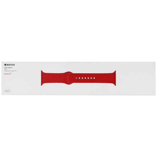Apple Watch Sport Band (38mm) for Apple Watch Any Series 38mm/40mm - Product Red - Macs Plus More