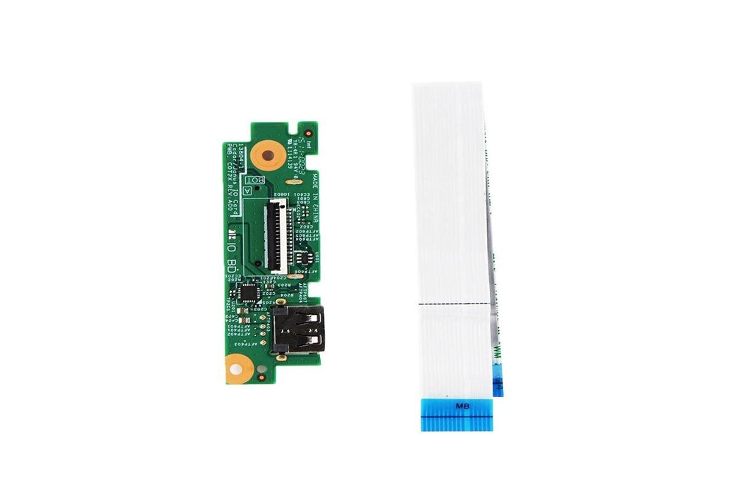 USB Port Memory Card Reader Board Cable for Inspiron 3541 Laptop - Macs Plus More