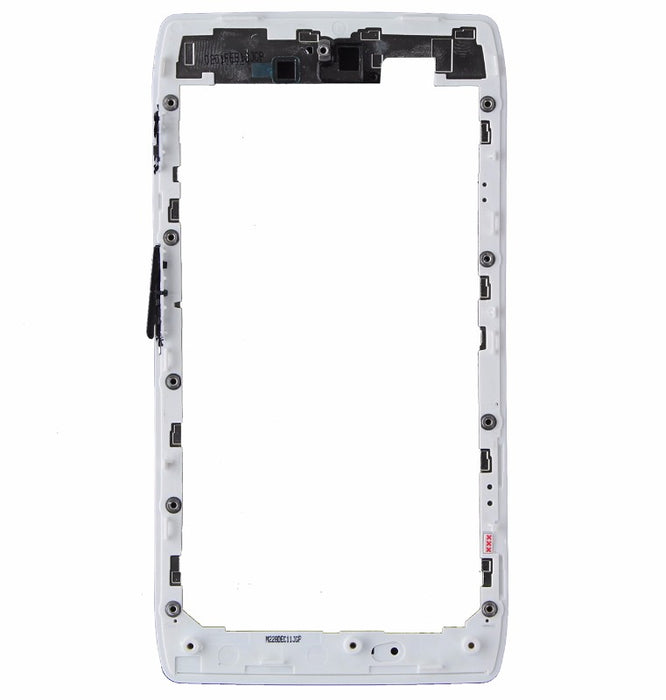 Front Housing Frame for Motorola Droid Razr XT912 - White