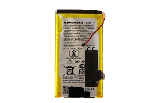 Internal Replacement Battery for Motorola Moto G4 - Macs Plus More