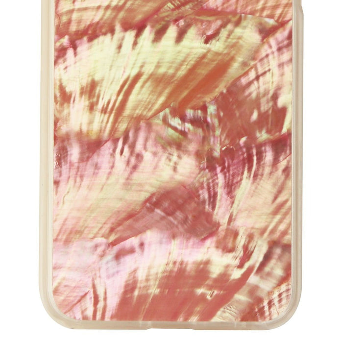 Recover Genuine Abalone Shell Hard Case for Apple iPhone 6s/6 - Rose Gold/Frost