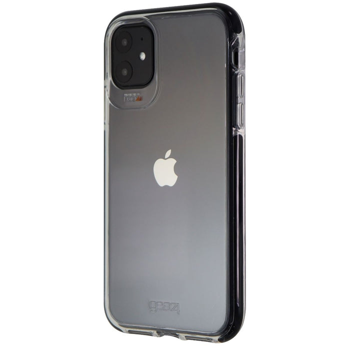 Gear4 Piccadilly Series Case for Apple iPhone 11 Smartphones - Black / Clear - Macs Plus More
