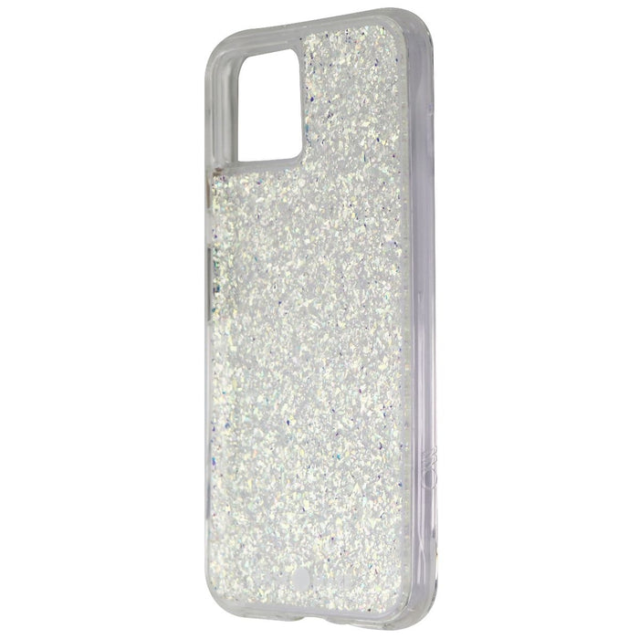 Case-Mate Twinkle Series Hybrid Case for Google Pixel 4 - Stardust / Clear - Macs Plus More