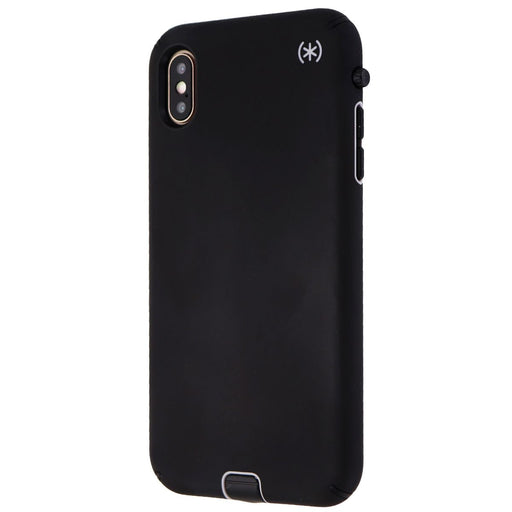 Speck Presidio Sport Series Case for Apple iPhone XS Max - Black / Gunmetal Gray - Macs Plus More