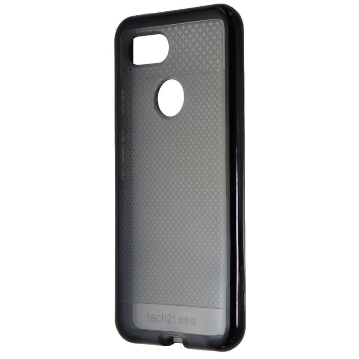 Tech 21 T21-6256 Evo Fitted Soft Shell Case for Google Pixel 3 - Smokey/Black