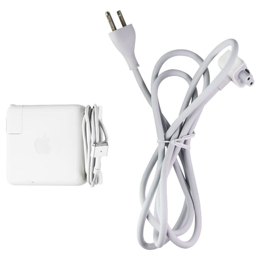 Apple 85W MagSafe 2 Power Adapter with 3-Prong Cable and Folding Plug (A1424) - Macs Plus More