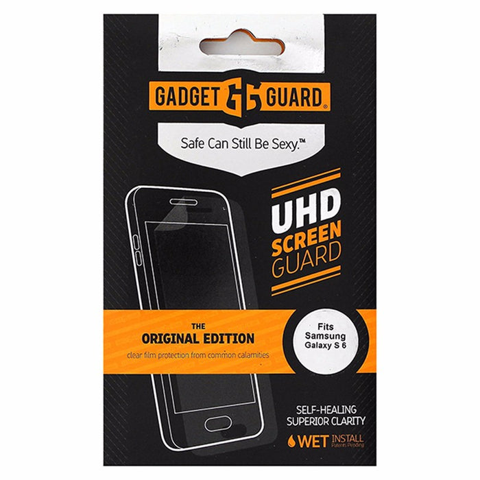 Gadget Guard Ultra HD Screen Protector for Samsung Galaxy S6