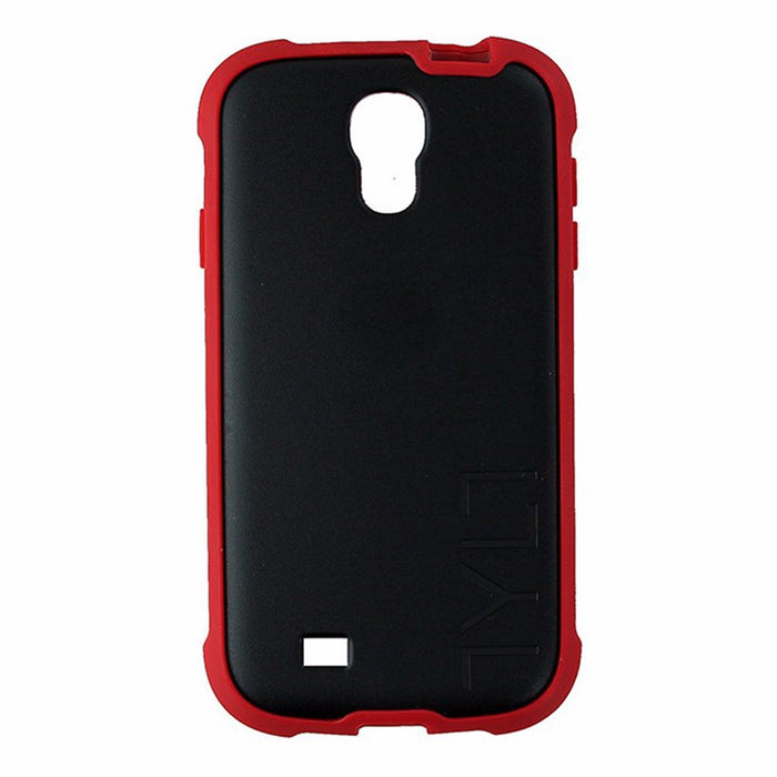Tylt Bumpr Case for Samsung Galaxy S4 Black and Red - Macs Plus More