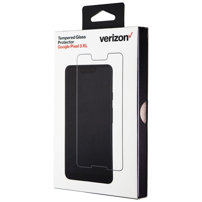 Verizon Tempered Glass Screen Display Protector for Google Pixel 3 XL - Clear - Macs Plus More